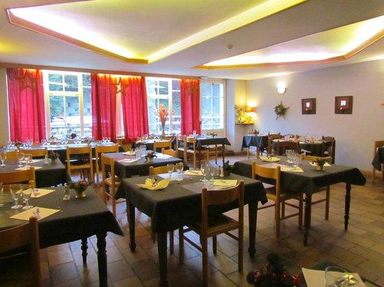 Le Val Joly : Restaurant