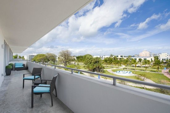 Boulan South Beach Luxury Two Bedroom Suite