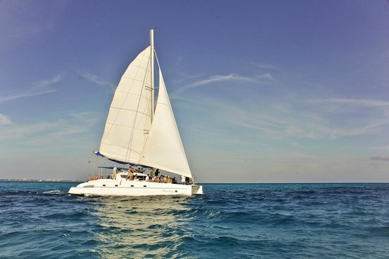 Cancun Sailing Catamarans