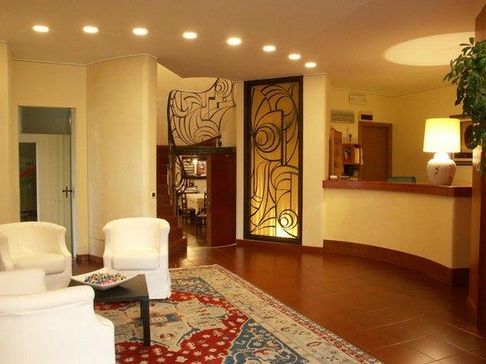 Hotel Ca' Delle Rose: Hall