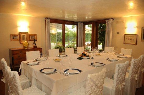 """Hotel Ca' Delle Rose: ristorante """"il salottino"""""""