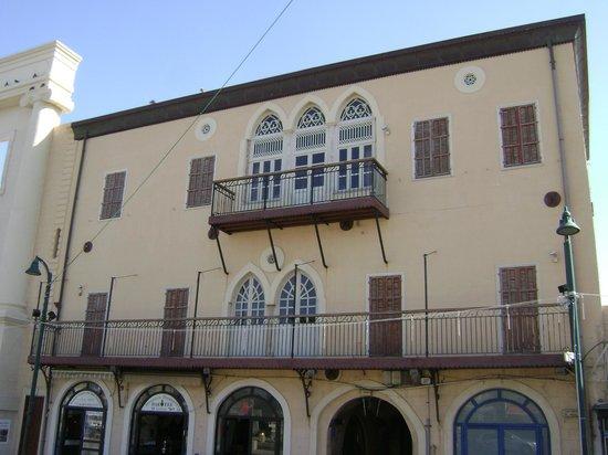 Jaffa Old City : Yaffa