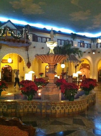 The Hotel Hershey: Fountain Lobby