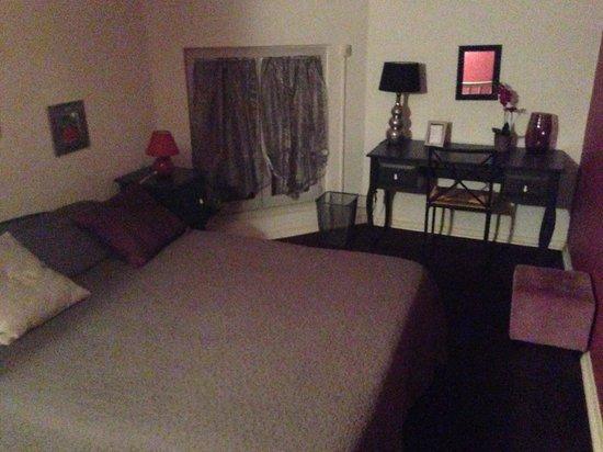 Hotel de la Marne: Chambre duplex très sympa