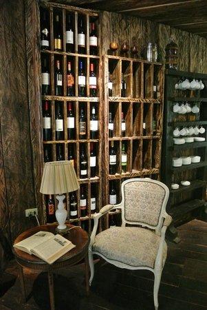 Hosteria dos Chorreras: vinos