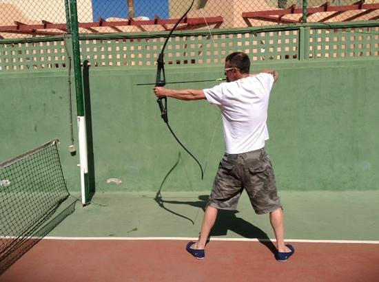 Turbo Club: Archery