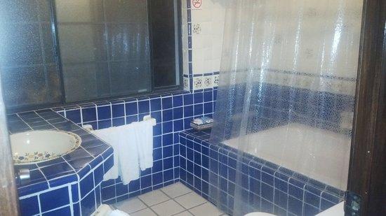 Quinta Don Jose Boutique Hotel: Baño de la habitación de lujo