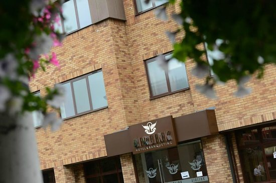 Best Western Airlink Hotel London Heathrow: Hotel