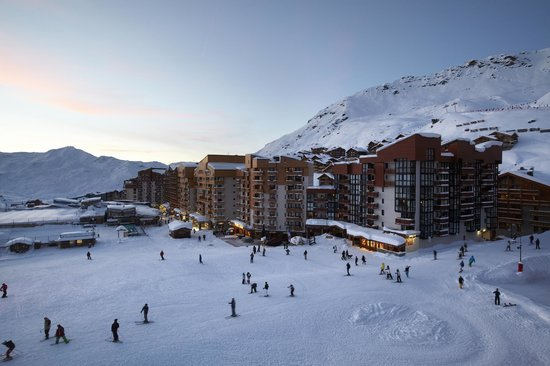 Hotel Le Val Thorens : Exterior