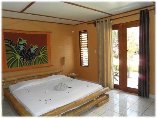 Samara Palm Lodge: Double room with King-size bed