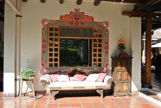 Hacienda Uzhupud: recepción