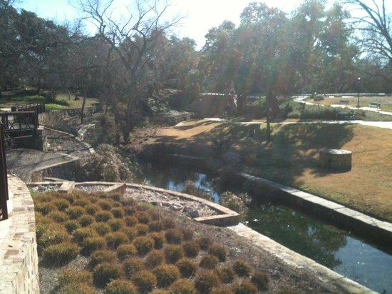 Seguin, TX: Walnut Springs Park