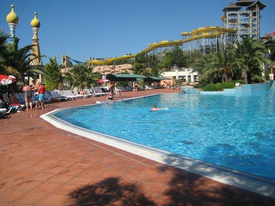 Omer Holiday Resort : Adaland Waterpark