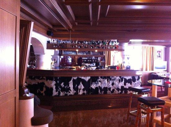 Hotel Catinaccio : Bar