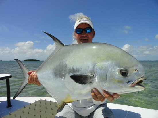 Key West Angling: Permit