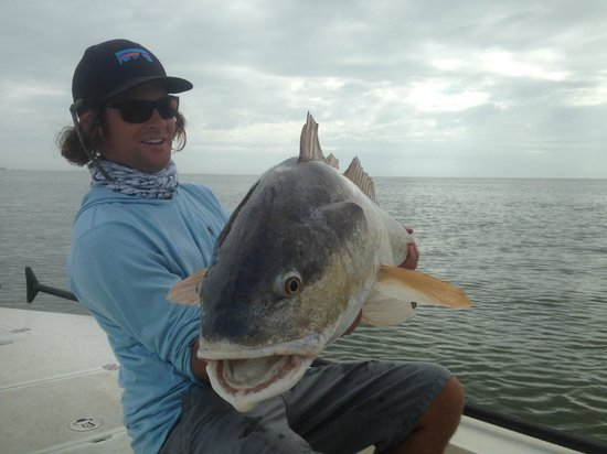 Key West Angling: Big Red!