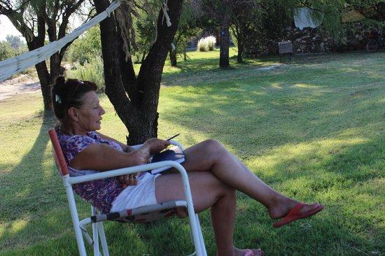 La Teresita Posada: DESCANSO EN LA SOMBRA