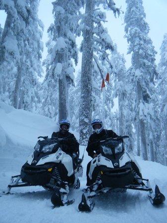 Canadian Wilderness Adventures: Winter wonderland