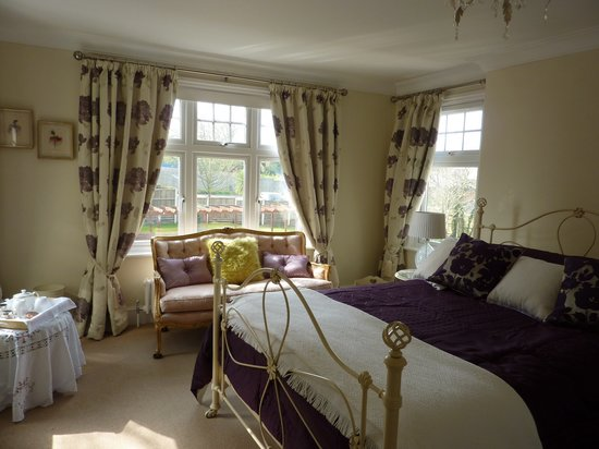 The Old Rectory Weymouth : Chesil Beach Room