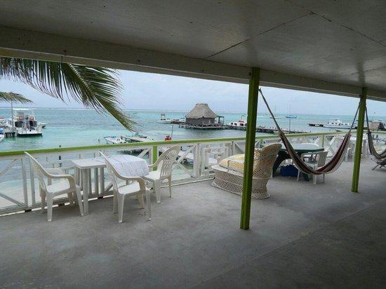 DC & Szana's Country Cabana: Caribbean view