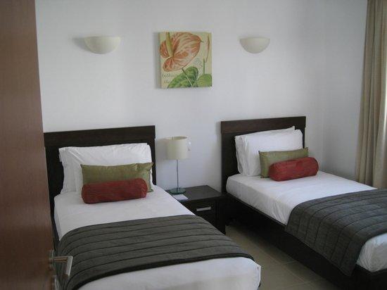 Melia Tortuga Beach Resort & Spa : Twin room