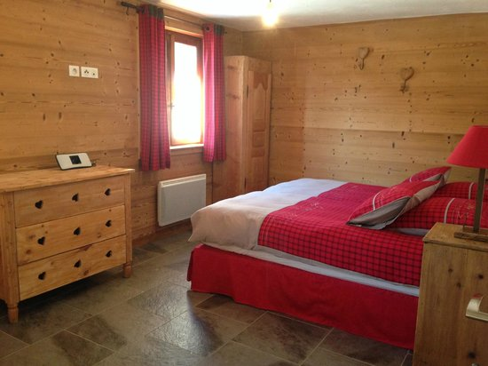Le Chalet Chanterelle : Bedrooms
