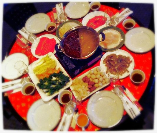 Ful Kee Restaurant: Chinese Hot Pot