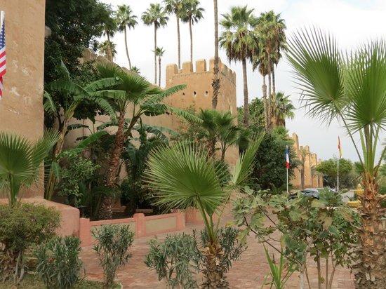 Sofitel Agadir Royal Bay Resort: Outside Taroudant