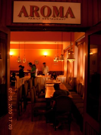 Chiminda International: Private Dining in Aroma Restaurant for Groups & for DJ Party