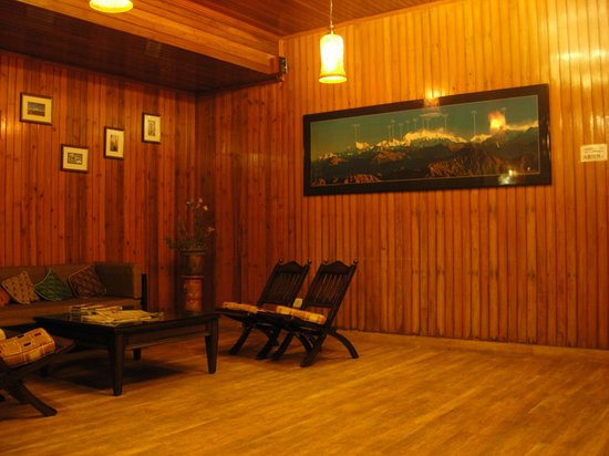 Chiminda International: Hotel Reception