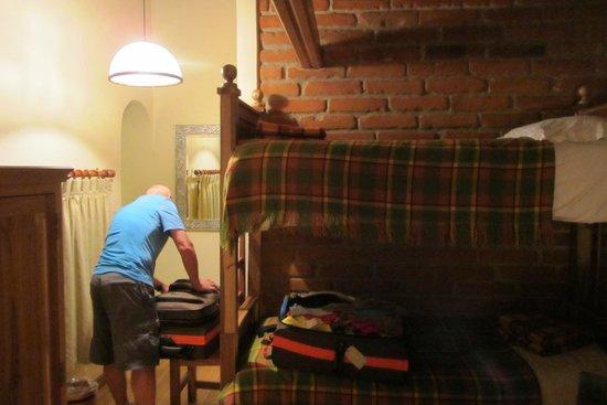 Vieja Cuba: beds 3 and 4- bunk beds