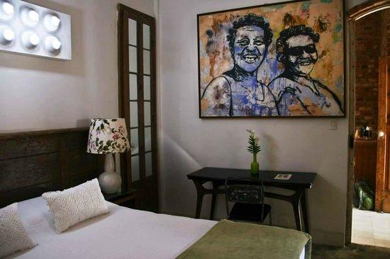 Modernistas Hospedagem e Arte: Suite Di Cavalcanti