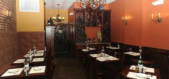 Capo Floral Park: Dining Room