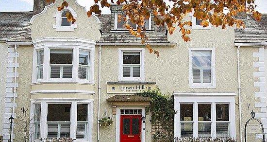 Linnett Hill: exterior