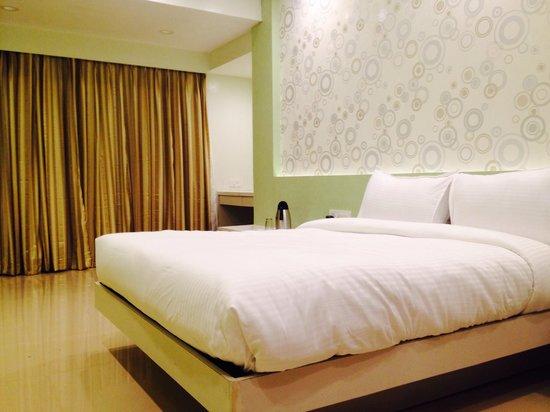 United-21 Resort Mahabaleshwar: Deluxe room