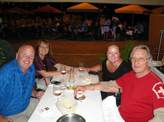 L'Oursin Bleu : Lovely dinner with family