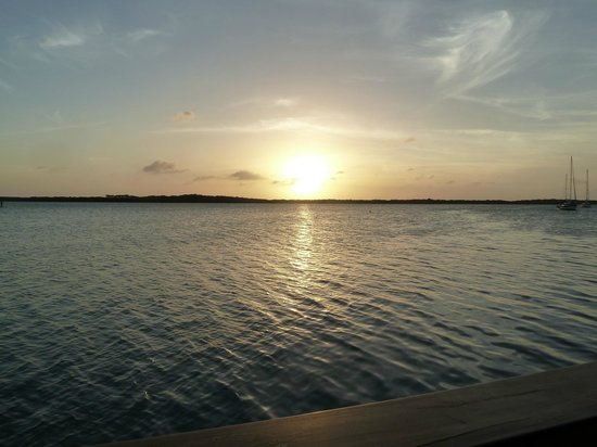 Marandi: sunset