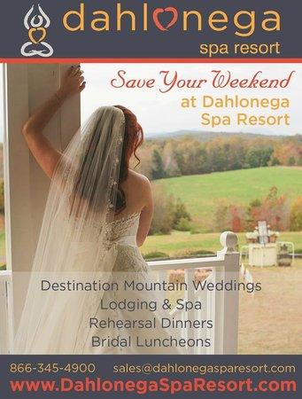 Dahlonega Spa Resort: Save Your Weekend