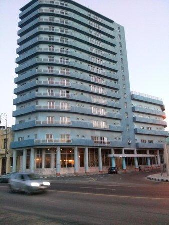 Hotel Deauville: отель
