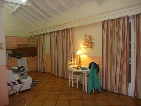 Hotel La Plantation: inside