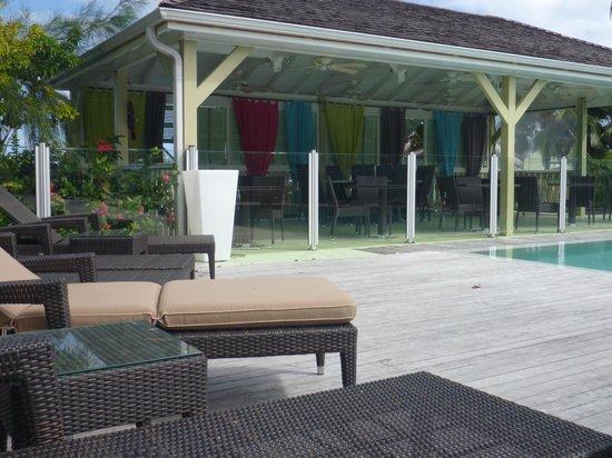 Hotel La Plantation: pool area