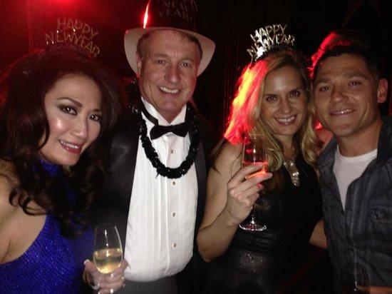 Silverado Resort and Spa: New Year 2014!