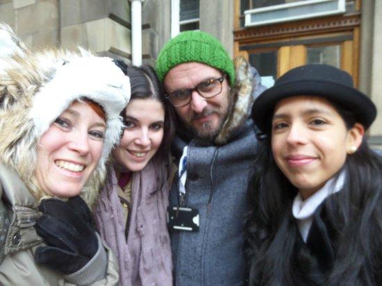 Viajar Por Escocia Tours en Español: ¡Gracias Luismi!