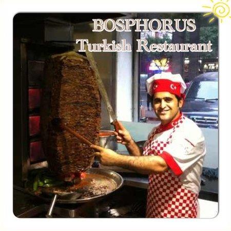 Bosphorus Turkish Restaurant: traditional turkish food