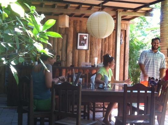 Orale Cafe : a nice place