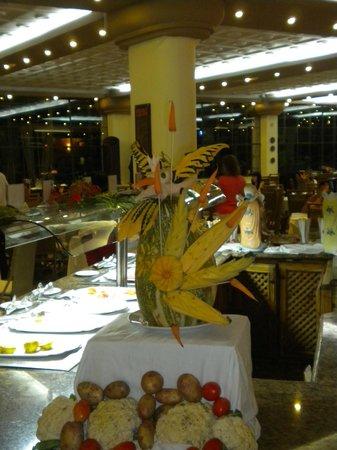 Sirenis Punta Cana Resort Casino & Aquagames: Comedor