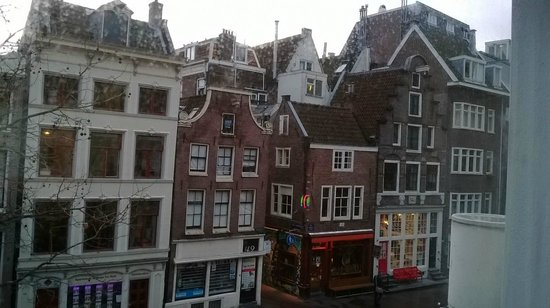 Budget Hotel Tourist Inn: Spuistraat 52