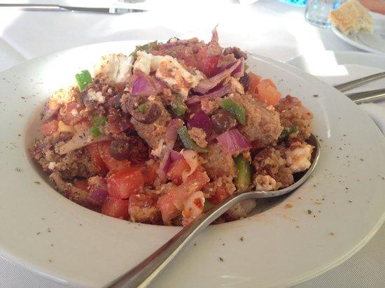 Arcadia Restaurant: Pan salad
