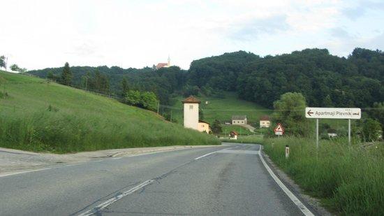 Podcetrtek, Slovenia: указатель к отелю