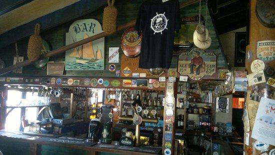Auberge du Pecheur : le bar